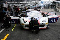 #17 Insight Racing com Flex Box: Ian Dockerill, Dennis Andersen, Martin Jensen