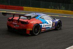 #70 SMP Racing Ferrari 458 Italia: Alexey Basov, Matteo Bobbi, Alessandro Pier Guidi, Alexander Skryabin