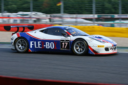 #17 Insight Racing with Flex Box: Ian Dockerill, Dennis Andersen, Martin Jensen