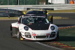 #911 Prospeed Competition Porsche 997 GT3 R: Marco Holzer, Nick Tandy, Marco Mapelli