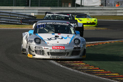 #34 Pro GT by Almeras Porsche 997 GT3 R: Philippe Giauque, Eric Dermont, Franck Perera, Morgan Mouli
