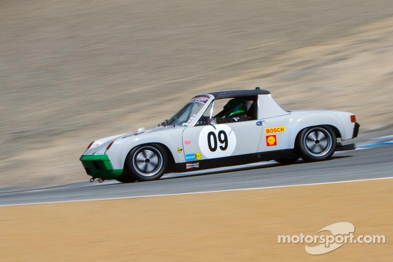 1970 Porsche 914-6 GT