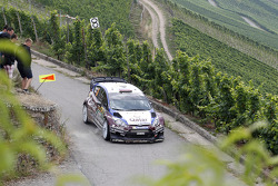 Evgeny Novikov, Ilka Minor, Ford Fiesta WRC Qatar M-Sport World Rally Team