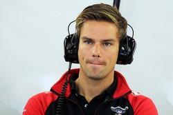 Tom Chilton, Piloto de WTCC y su hermano Max Chilton, Marussia F1 Team