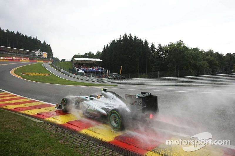 GP Belgia 2013