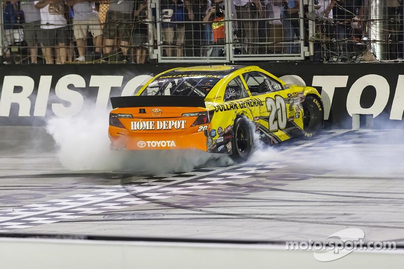 2013, Bristol 2: Matt Kenseth (Gibbs-Toyota)