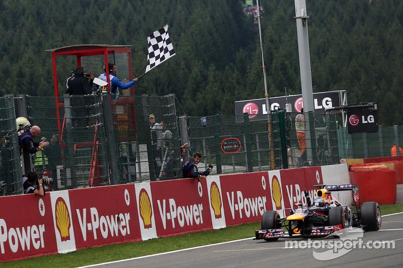 Red Bull 2013: Sebastian Vettel, Red Bull RB9