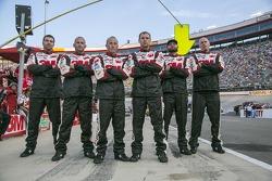 Roush Racing team