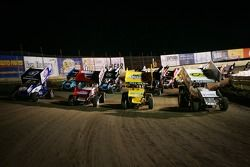 Four-wide pass