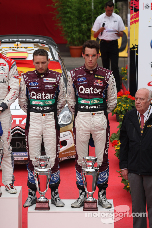 Thierry Neuville Nicolas Gilsoul, Ford Fiesta WRC #11 Qatar World Rali Team