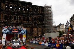 Thierry Neuville, Nicolas Gilsoul, Ford Fiesta WRC #11 Qatar World Rally Team