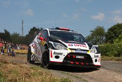 Michal Kosciuszko, Maciek Szczepaniak, Ford Fiesta WRC #12, Lotos Team WRC