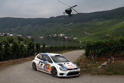 Sebastien Ogier, Julien Ingrassia, Volkswagen Polo WRC #8, Volkswagen Motorsport