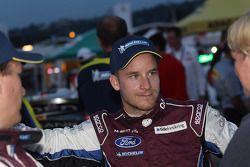 Mads Ostberg, Jonas Andersson, Ford Fiesta RS WRC #4 Qatar M-Sport World Rally Team