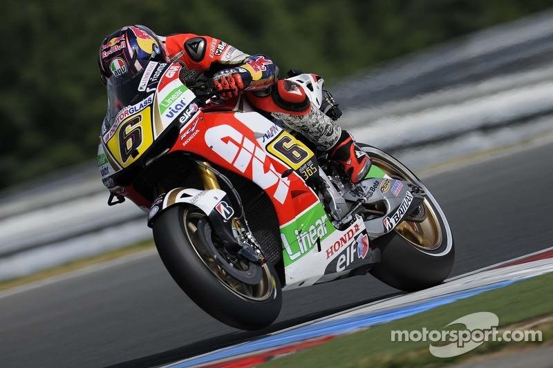 Stefan Bradl Race Number 6 pair