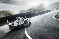 Презентация нового прототипа LMP1 от Porsche, презентация.
