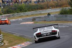 Harold Primat, Christopher Haase, Frank Stippler, PHOENIX RACING, Audi R8 LMS ultra