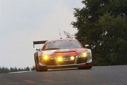 Rahel Frey, Christian Bollrath, Ronnie Saurenmann, Dominique Bastien, Audi race experience, Audi R8 LMS ultra