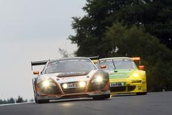 Frank Stippler, Marc Basseng, Roman Rusinov, PHOENIX RACING, Audi R8 LMS ultra