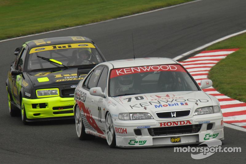 Stewart Whyte, Honda Accord