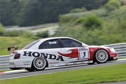 James Dodd, Honda Accord