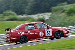 Том Эндрю, Alfa Romeo 155