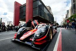 Rebellion Racing Lola Toyota of Nicolas Prost