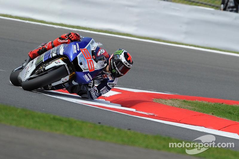2013 - Silverstone: Jorge Lorenzo, Yamaha YZR-M1
