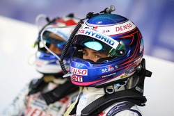 Stéphane Sarrazin, Toyota Racing, Toyota TS030, Hybrid 30