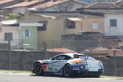 Bruno Senna, Rob Bell, Aston Martin Vantage V8