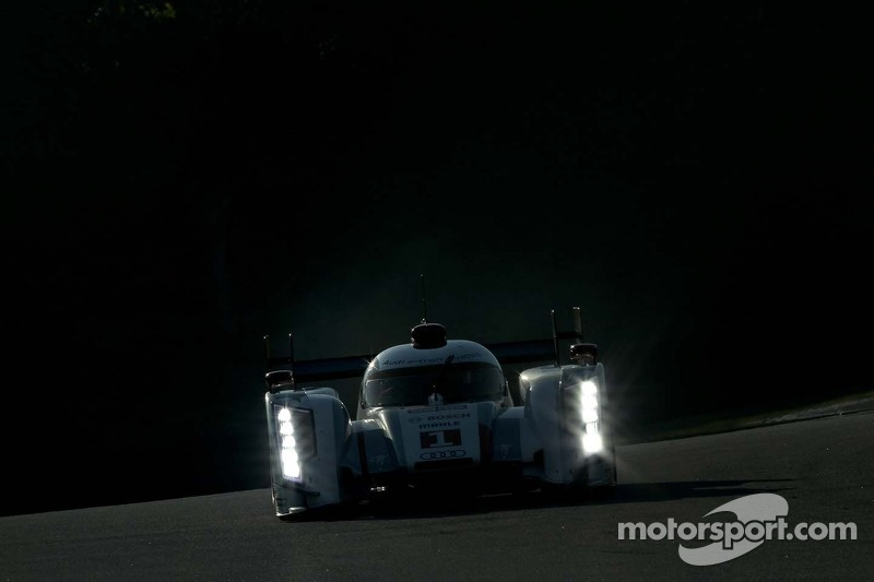 2013 - Marcel Fassler, Andre Lotterer, Benoit Treluyer, #1 Audi