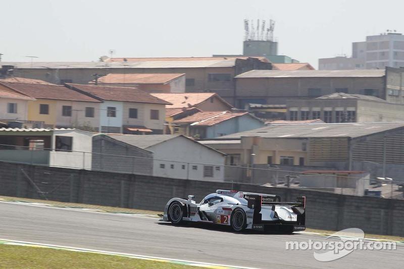 O circuito paulistano foi palco do mesmo evento de 2012 a 2014. A corrida deixou de ser realizada em 2015, uma vez que os prédios do paddock de Interlagos estavam passando por reformas e uma data adequada não pôde ser garantida.