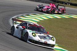 Jorg Bergmeister, Patrick Pilet, Timo Bernhard, Porsche AG Team Manthey, Porsche 911 RSR