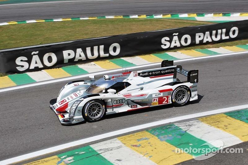 A FIA anunciou nesta segunda-feira que São Paulo não receberá mais a etapa de 6 Horas do WEC prevista para o dia 1º de fevereiro.
