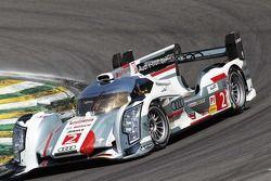 #2 Audi Sport Team Joest, Audi R18 e-tron quattro: Tom Kristensen, Loic Duval, Allan McNish,