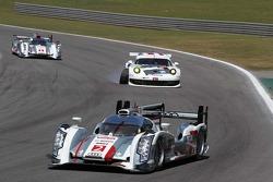 Tom Kristensen, Loïc Duval, Allan McNish, Richard Lietz, Porsche AG Team Manthey, Porsche 911 RSR