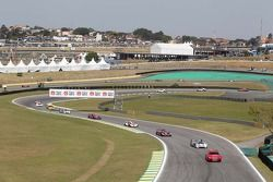 Tom Kristensen, Loic Duval, Allan McNish, Audi Sport Team Joest, Audi R18 e-tron quattro achter de S
