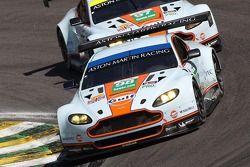 Paul Dalla Lana, Pedro Lamy, Richie Stanaway, Stefan Muecke, Aston Martin Vantage V8