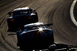 Paul Dalla Lana, Pedro Lamy, Richie Stanaway, Aston Martin Vantage V8