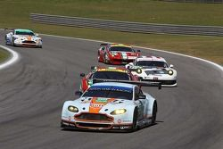 Paul Dalla Lana, Pedro Lamy, Richie Stanaway, Gianmaria Bruni, AF Corse, Ferrari F458 Italia