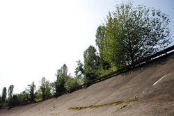 L'ancien banking de Monza