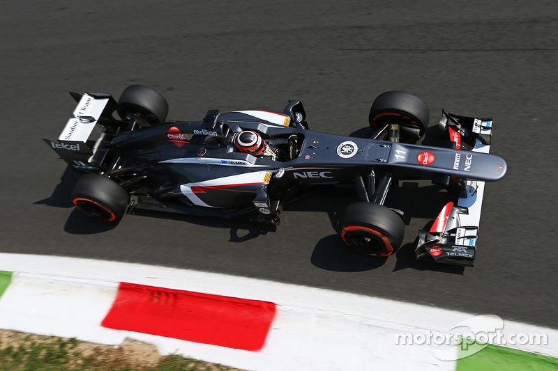 Italien 2013: Startplatz drei im Ferrari-Land