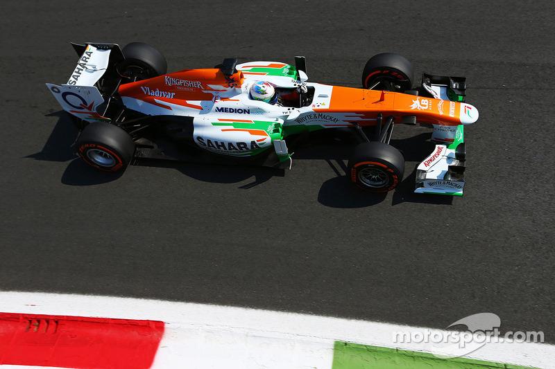 2013 : Force India VJM06