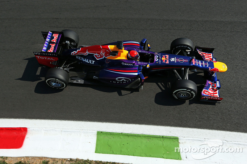 2013: Себастьян Феттель, Red Bull-Renault RB9