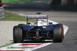 Valtteri Bottas, Williams FW35