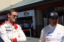 Tom Chilton, Chevrolet Cruze 1.6T, RML