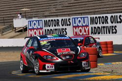 Marc Basseng, SEAT WTCC, ALL-INKL.COM Münnich Motorsport
