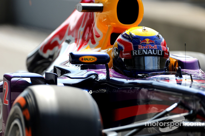 2013 - F1 chez Red Bull Racing
