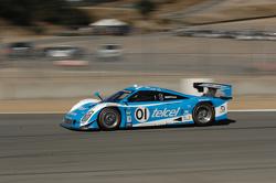 #01 Chip Ganassi Racing with Felix Sabates BMW / Riley: Scott Pruett, Memo Rojas