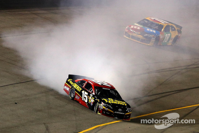 2. 2014: Clint Bowyer and 'Spingate' scandal